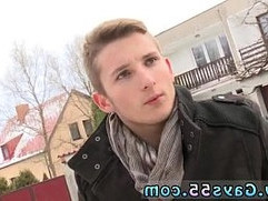 American young gays sex Two Sexy Fuck Outdoors For Money!