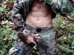 Handjob In The Army
