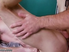 Black gay guys crying from anal porn first time Anal Training