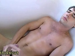 Naked military gays Self Sucker Gets Sticky And Wet!