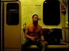 Subway Wanker