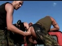 Muscle stud extreme fisting sex