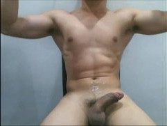 Pinoy Jerk Off and Cum