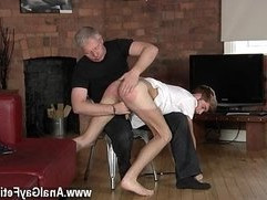 Hot twink Spanking The Schoolboy Jacob Daniels