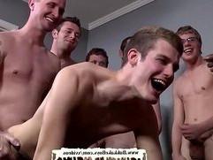 Navy Boy loves bareback fucking and facial cumshots