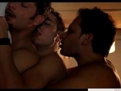 El Tercero Cine Gay Argentino Escena de Sexo