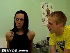 Hot gay scene Goth Boy Alex Gets her cunt Fucked