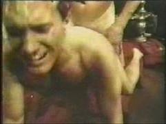 HUGE monster Dick John Holmes fucks guy bareback in ass RARE action adult anal butt cock cums erotic gay har