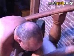 Furry Stud Fondled And Sucked