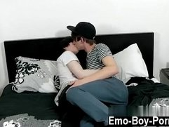 Gay hot emo dudes kissing Holy fuck, is the very first words that