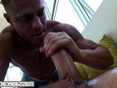 Massagecocks Asshole Lick Massage